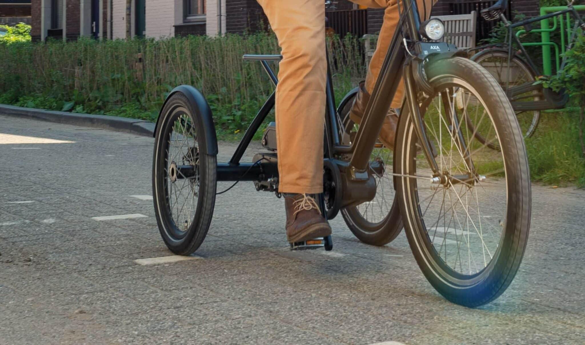 Elektrische driewieler Vasco