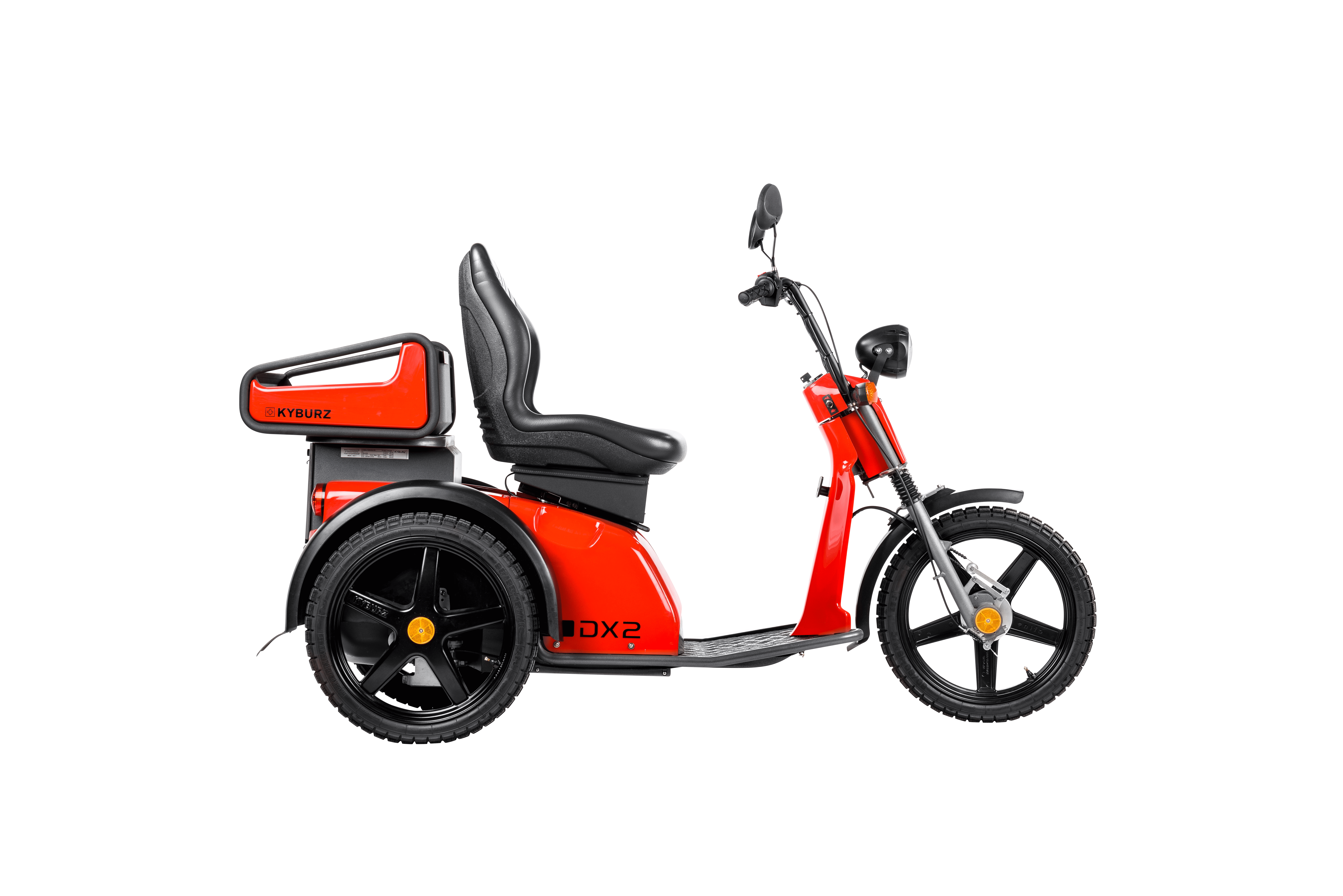 Driewielscooter