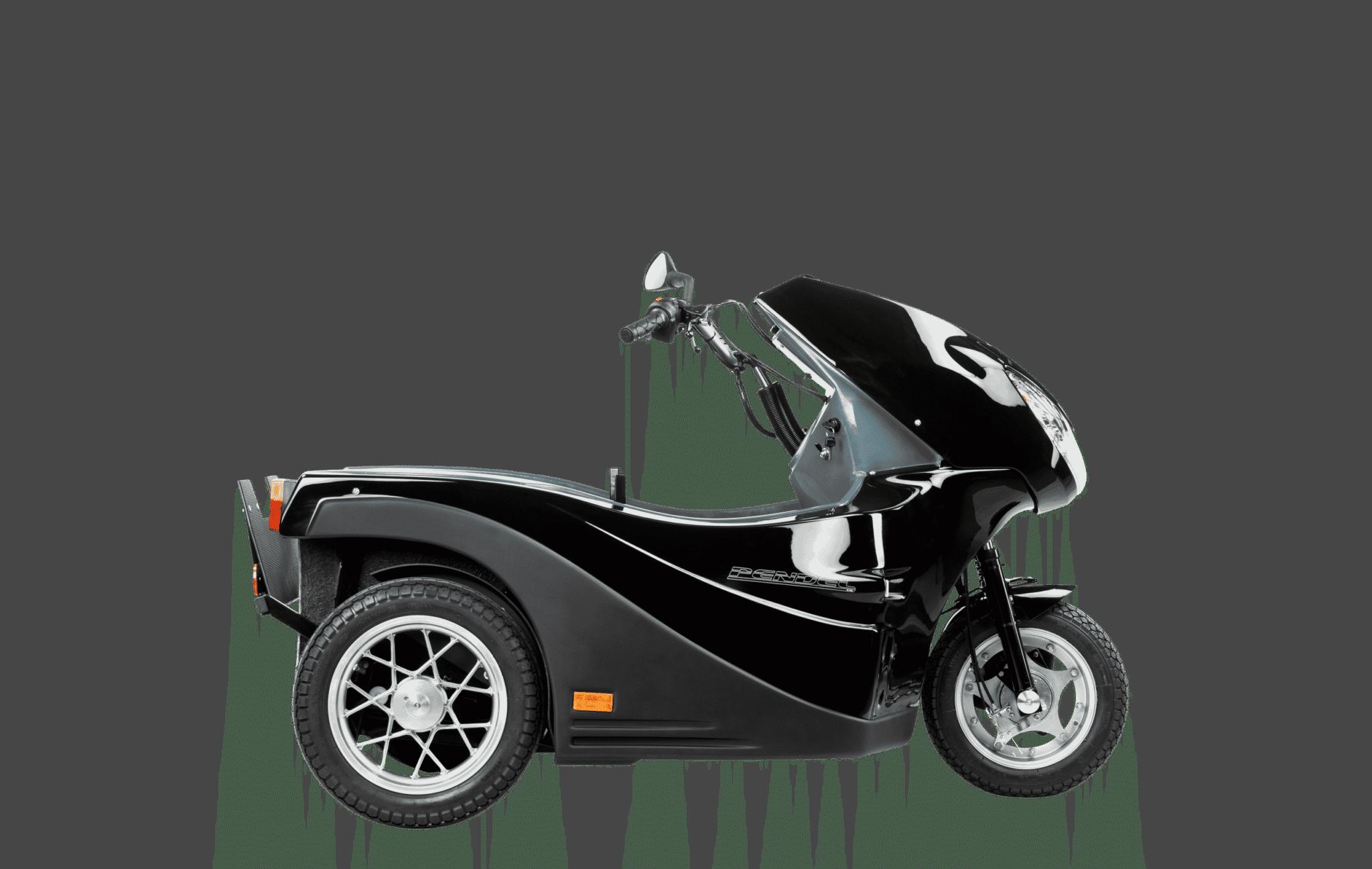 Rolstoelscooter