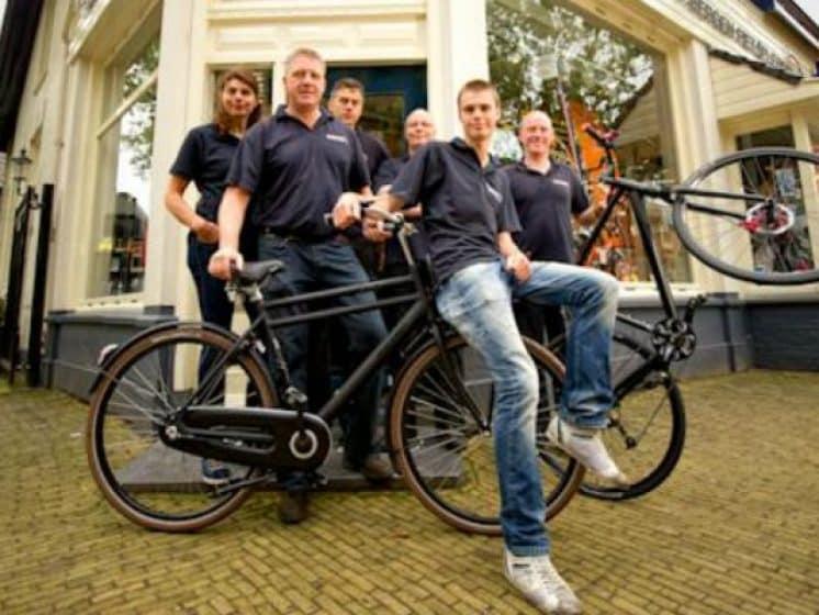 Busker fietsen