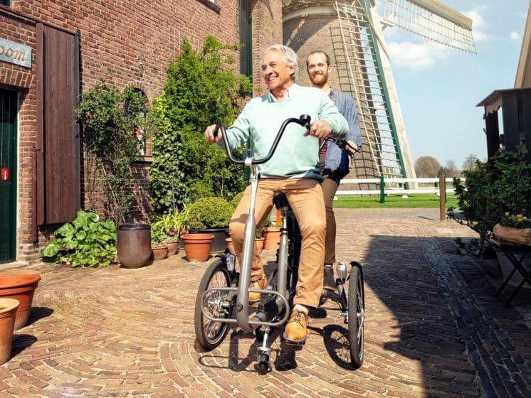 2 persoons fiets