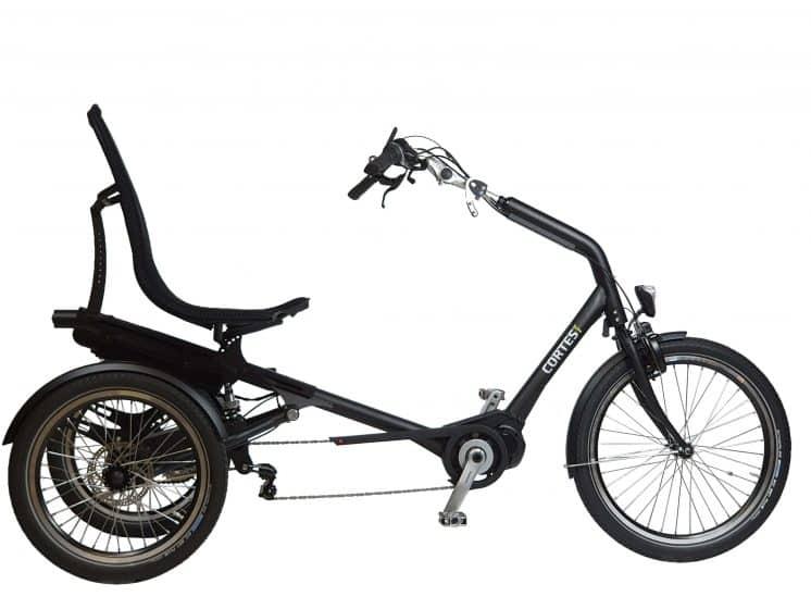 Gehandicapten fiets