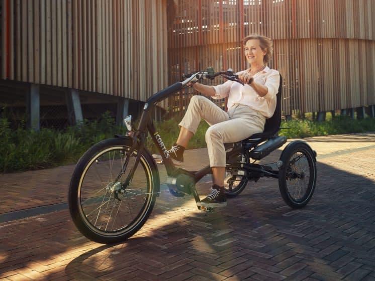 stabiele fiets voor ouderen
