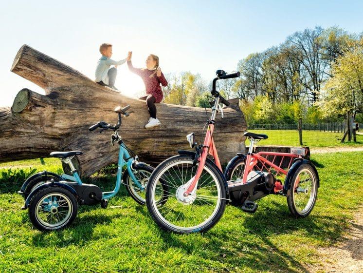 aangepaste fiets kind